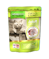 Natures Menu Cat Chicken & Turkey