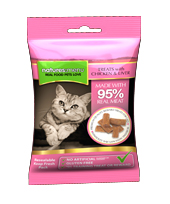 Natures Menu Cat Treats Chicken & Liver