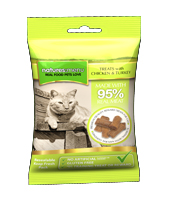 Natures Menu Cat Treats Chicken, Turkey