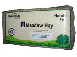 Woodlands Meadow Hay (1kg)
