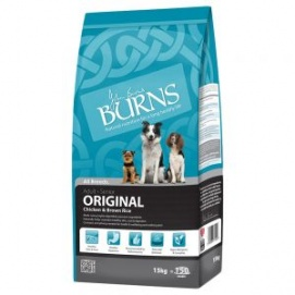 Burns Original Chicken & Brown Rice (15kg)