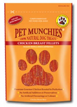 Pet Munchies Chicken Breast Fillet