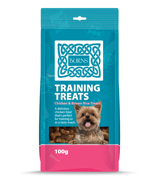 Burns Training Treats (100g)